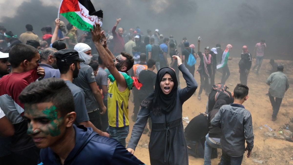 GERUSALEMME - La scia di sangue a Gaza non si