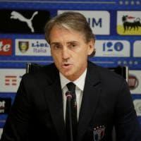 Mancini: ''Un orgoglio guidare la Nazionale. Balotelli? Lo chiamerò''