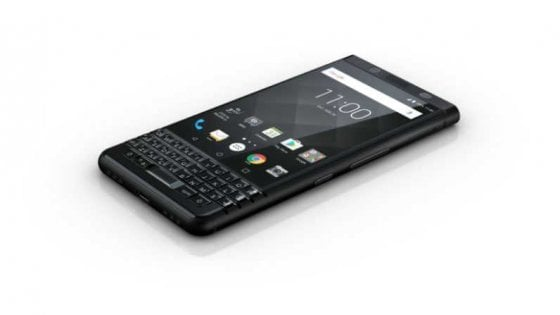 Blackberry ci crede ancora, il Key2 verrà presentato a giugno