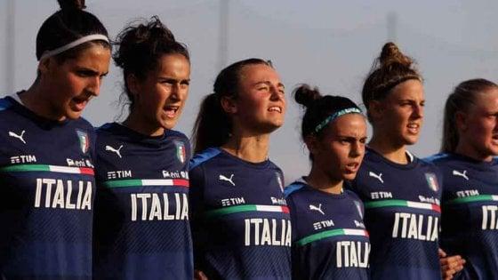 Europei U. 17 donne: Inghilterra-Italia 4-0, sfuma il sogno delle semifinali