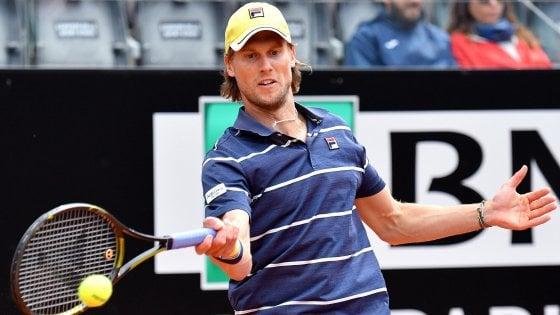 Tennis, Internazionali: sconfitte amare per Seppi, Baldi, Cecchinato, Sonego ed Errani