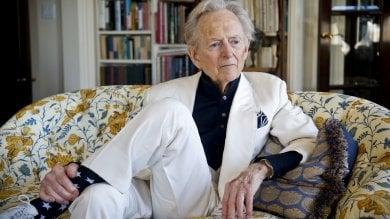 """È morto lo scrittore americano Tom Wolfe, autore di """"Il falò delle vanità"""""""