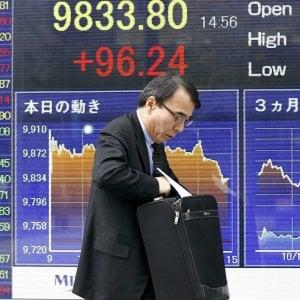 La Borsa di Tokyo