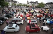 Viaggio Garlenda-Olanda-Garlenda in Fiat 500 storica