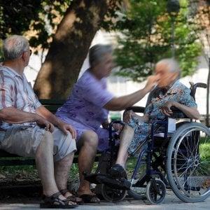 L'Italia è diventato il secondo Paese più vecchio del mondo dopo il Giappone
