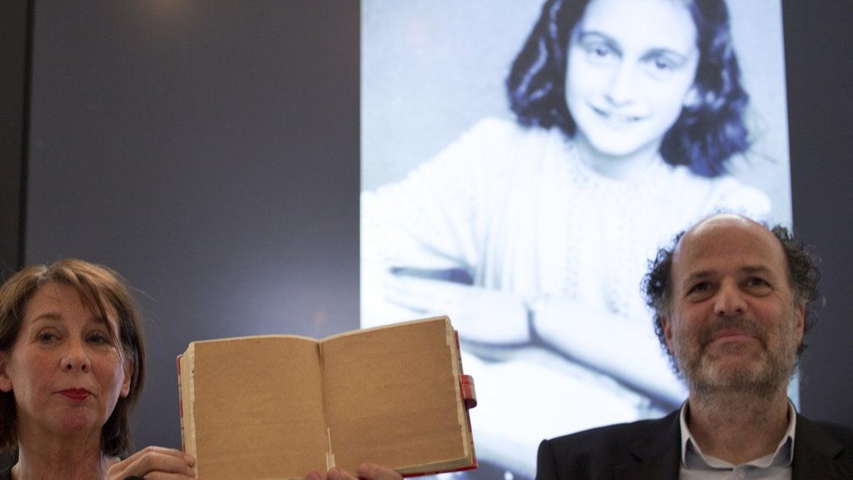 Ci sono pagine del diario di Anna Frank che finora,