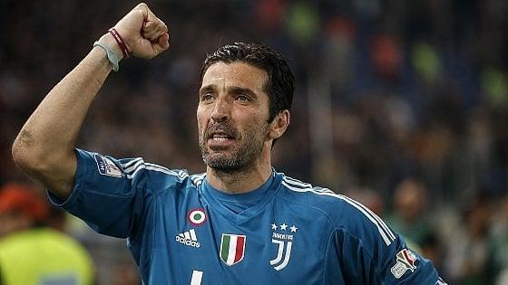 "Juventus, Buffon: ""Ritiro? Sarei disonesto se non ammettessi di avere paura"""