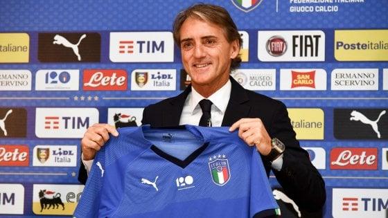 Nazionale, Mancini conferma la linea soft: più vacanze per gli azzurri