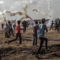 Raid di Israele sulla Striscia di Gaza contro sei postazioni di Hamas