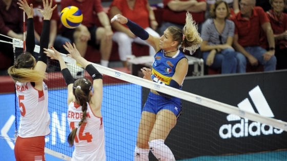 Volley, Nations League: azzurre ancora ko, Polonia vince al tie-break