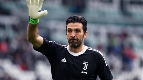 "Buffon, addio alla Juventus: ""Sabato mia ultima partita"""