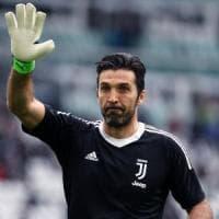 Buffon, addio alla Juventus: