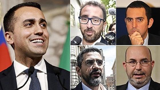 Politica     Lega-M5s ecco i nomi per la premiership indicati dal Movimento  di CARMINE SAVIANO