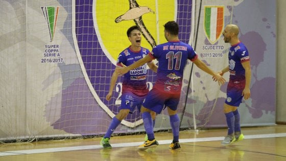 Calcio a 5, Serie A: le semifinali Scudetto su Repubblica Tv Sport