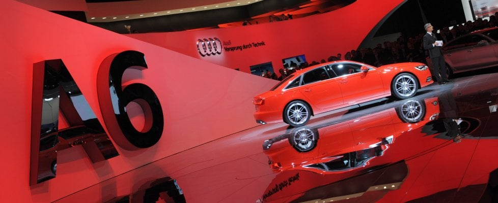 Audi diserta il Salone di Detroit