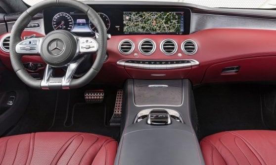 """Mercedes S Class Coupé, come ai tempi della mitica """"Sec"""""""