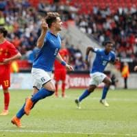 Europei Under 17, Italia in finale: Belgio battuto 2-1