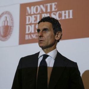 Marco Morelli, amministratore delegato Mps