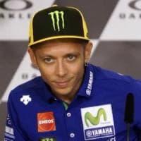 MotoGp, Le Mans, Rossi pensieroso:
