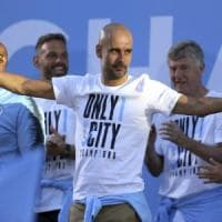Premier League, Manchester City: Guardiola rinnova fino al 2021