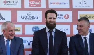 """Eurolega, Datome a caccia del bis: """"Orgoglioso di aver costruito un ciclo"""""""