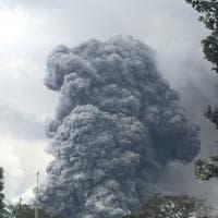 Hawaii, nuova eruzione del vulcano Kilauea