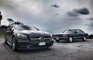 Mercedes SEC, una storia infinita - Scatti d'autore