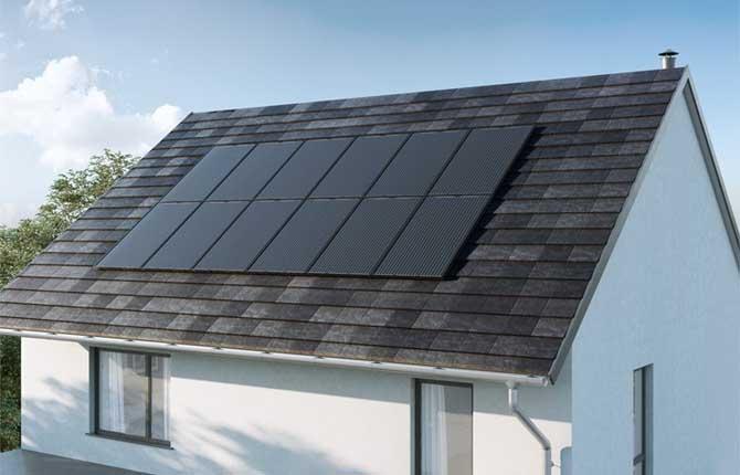 Nissan Energy Solar, non solo auto elettriche