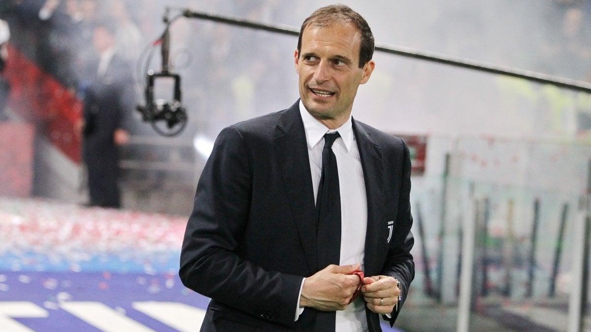 TORINO - La percentuale che Allegri resti alla Juventus anche