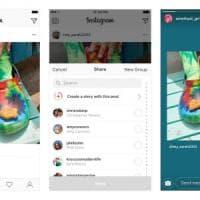 Instagram, finalmente puoi condividere i post nelle Storie