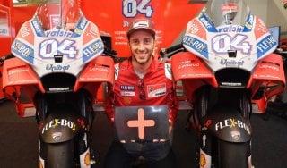MotoGp, Dovizioso alla Ducati per altri due anni: ''E ora vinciamo il Mondiale''