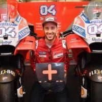 MotoGp, Dovizioso alla Ducati per altri due anni