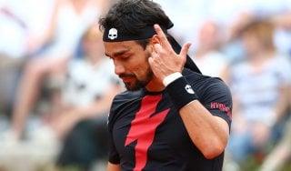 Tennis, Roma: svanisce il sogno di Fognini, Nadal in semifinale