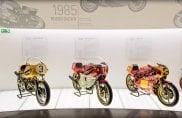 Al via la prima mostra temporanea del Museo Ducati