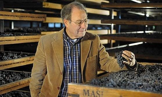 Sandro Boscaini, presidente Federvini, presidente Masi Agricola