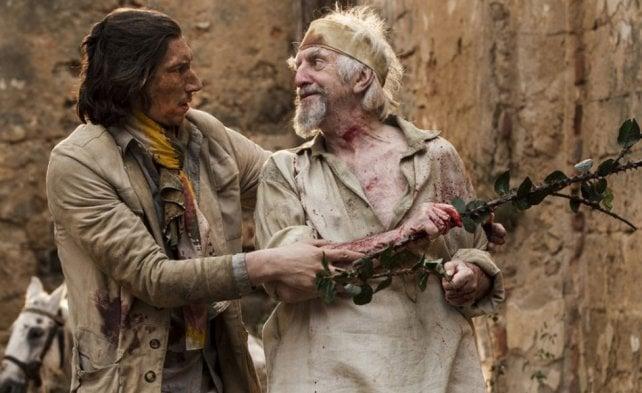 Gilliam ha vinto la sfida: il Don Chisciotte 'maledetto' arriva a Cannes