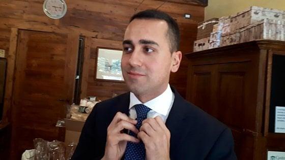 """Lega-M5s, voto su Rousseau. Di Maio: """"Più del 94%  degli iscritti ha detto sì"""". Scontro Berlusconi-Salvini"""
