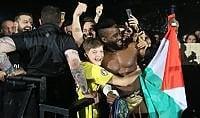Lo show del wrestling  a Torino con la stella Rousey