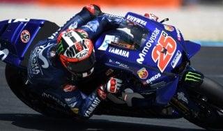 Motogp, Francia: nelle terze libere di Le Mans le Yamaha braccano Marquez