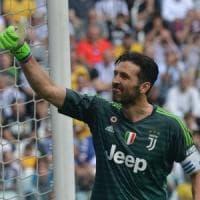 Juventus-Verona 2-1: Pjanic e Rugani in gol nel giorno dell'addio di Buffon