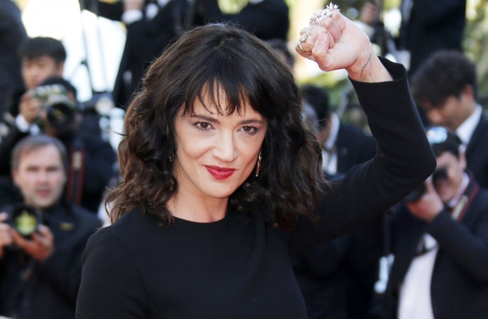 Cannes, da Asia Argento a Benigni tanta Italia sul red carpet