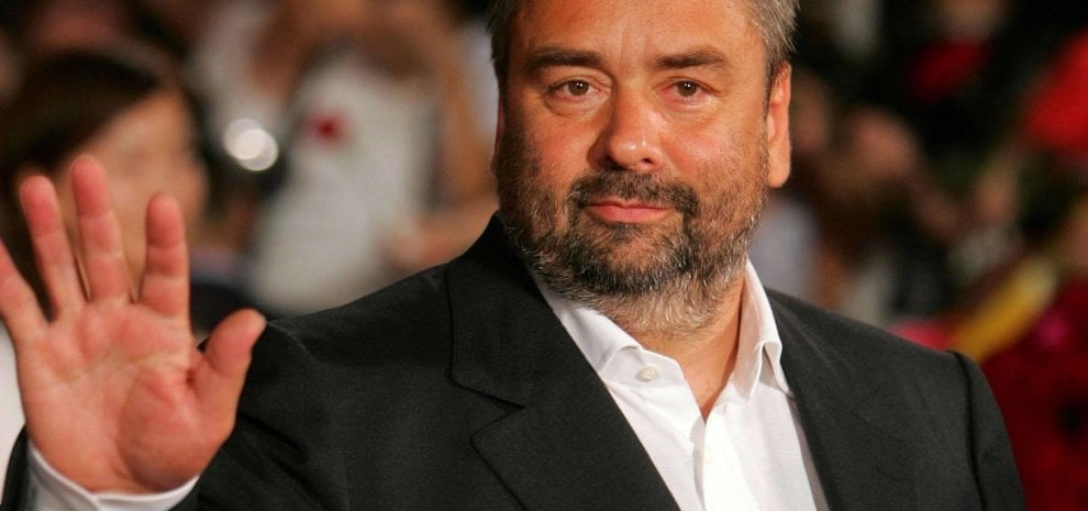Luc Besson denunciato per stupro da un'attrice, lui nega tutto