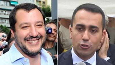 """Sei italiani su dieci dicono sì al governo della """"Lega a 5 Stelle"""""""