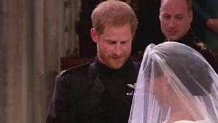 """Il momento in cui Harry sussurra """"Sei meravigliosa"""". E anticipa il 'sì'"""