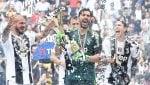 """L'addio di Buffon. Ovazione dello """"Stadium"""" video"""