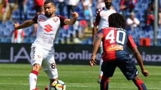 Il Torino saluta con una vittoriaA Marassi Genoa battuto 1-2