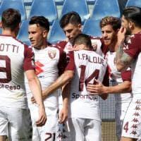 Genoa-Torino 1-2: colpo firmato da Iago Falque e Baselli, ai rossoblù non