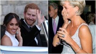 Dalla sedia vuota all'anello di Meghan: tutti gli omaggi a Lady D