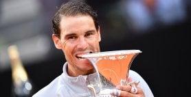 Nadal vince gli Internazionali d'Italia: battuto Zverev