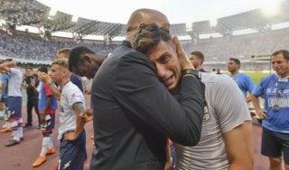Crotone, Zenga: ''È come se fossi morto, grazie ai tifosi''